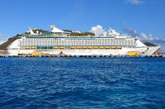 Adventure of the Seas stock images