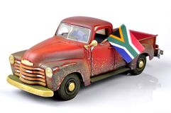 Adventure in South Africa. Royalty Free Stock Photo