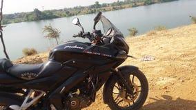 Adventure. Sports Bike Big Boy royalty free stock photography