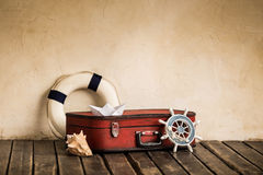Adventure. Summer travel and adventure concept Royalty Free Stock Images