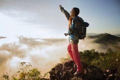 Adventure travel Royalty Free Stock Photography