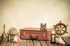 Adventure and travel concept Royalty Free Stock Image
