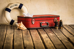 Adventure. Travel and adventure concept. Summer vacation Stock Photography