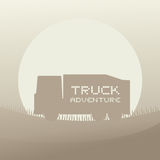 Adventure truck Stock Photos