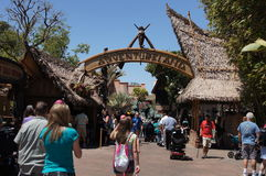 Adventureland Royalty Free Stock Photo