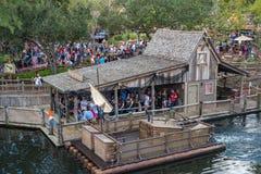 Adventureland am magischen Königreich Lizenzfreies Stockfoto