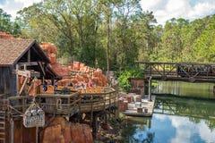 Adventureland am magischen Königreich Stockfoto