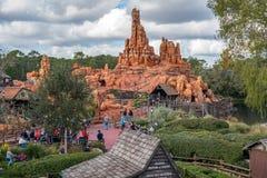 Adventureland am magischen Königreich, Walt Disney World Stockfotos