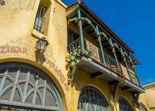 Adventureland, monde de Disney Photographie stock libre de droits