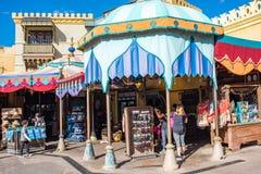 Adventureland przy Magicznym królestwem Zdjęcie Royalty Free