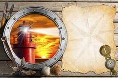 Adventurous Journeys Background Stock Photography