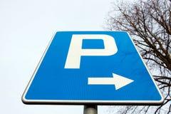 Advertencia de la señal de tráfico Fotos de archivo libres de regalías