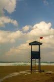 Advertencia de la tormenta Imagen de archivo libre de regalías