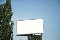 Adverterend aanplakbord Stock Fotografie