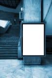 Adverterend paneel stock afbeelding