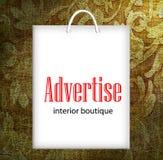 Advertise Royalty Free Stock Photos