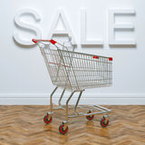 Advertise Concept for Final Sale Stock Images