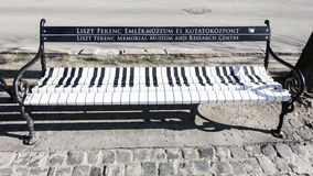 Advertisement Liszt Ferenc Memorial Museum and Research Center Stock Image