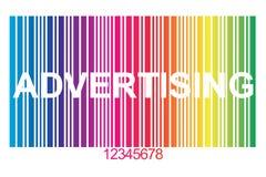 advertising illustration libre de droits