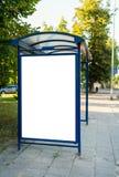 Advertising billboard Stock Photos