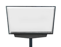 Advertising billboard sign Royalty Free Stock Images