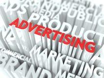 Advertising Concept. Royalty Free Stock Photos