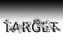 Advertising concept,target group Stock Photos