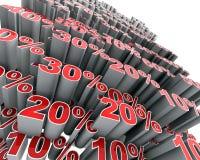 Advertising design Royalty Free Stock Image