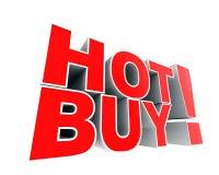 Advertising design Stock Photography
