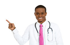 Advertising doctor Royalty Free Stock Image