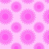 Advertising idea design graphic vector pattern flower royalty free stock image