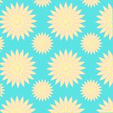 Advertising idea design graphic vector pattern flower royalty free stock photography