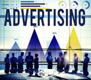 Advertising Marketing Promotion Publication Idea Concept Stock Image