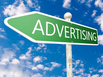 Advertising Stock Photography