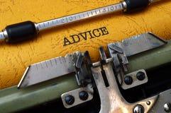 Advice concept Royalty Free Stock Photo