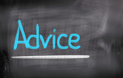 Advice Concept Royalty Free Stock Photo