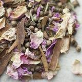 Advieh - mélange persan des épices Photographie stock