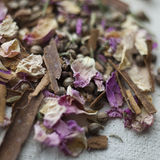 Advieh - persian blend of spices Stock Image