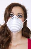 Advisory de la contaminación atmosférica Fotografía de archivo
