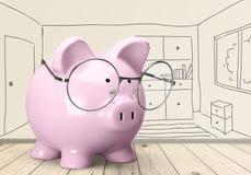 Advisory financiero Imagen de archivo