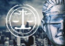 Advocacy. Law advocate attorney authority balance business stock photo