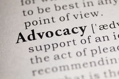 Advocacy Royalty Free Stock Images