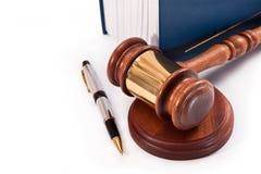 Advocaten en notarissen Stock Foto