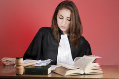 Advogado Imagens de Stock