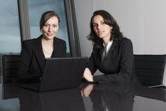 Advogados na firma de lei Imagem de Stock