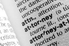 advokat Arkivfoton