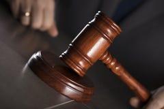 Advokat på lag Kontor för laglig advokat Arkivfoton