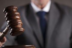Advokat på lag Kontor för laglig advokat Royaltyfri Bild