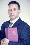 Advokaten Arkivbild