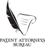 Adwokat, kancelaria prawna logo royalty ilustracja